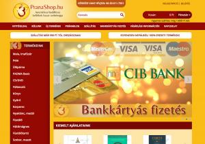 tibeti webáruház